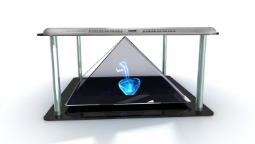 HoloStorm Tablet 4:3/16:9 Crystal Clear